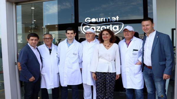 Jaén.- 26M.- Montero compromete el apoyo del PSOE al desarrollo de la ITI