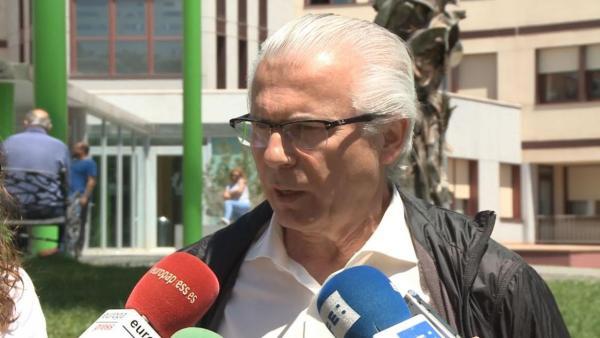 26M.- Garzón Considera Que La Mesa Del Congreso Debe Suspender A Los Diputados Presos 'En Base A Lo Dispuesto' Por El TS