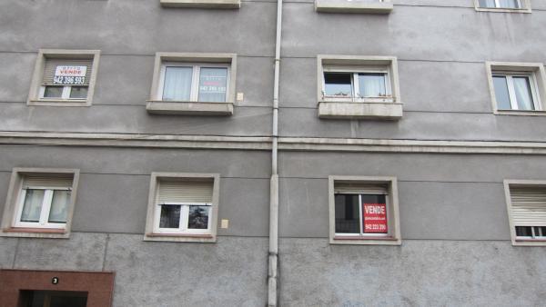 El precio de los pisos de segunda mano en CyL alcanza los 1.257 euros el metro cuadrado, un 2,01% más que  hace un año