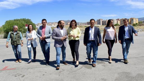Málaga.- 26M.- Cs promete activar la redacción del parque en los antiguos terrenos de Repsol en los primeros seis meses