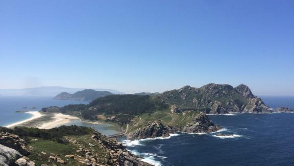 La Xunta defiende el cupo de visitas para las Illas Atlánticas y asegura que fue suficiente en Semana Santa