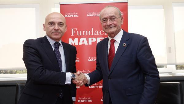 El Ayuntamiento De Málaga Informa: Fundación Mapfre Y El Ayuntamiento De Málaga