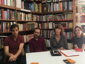 Cultura.- Libelista potencia a los libreros como 'descubridores de libros' en una red de librerías independientes