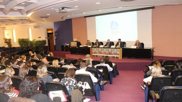 Más de 150 neurofisiólogos participan en Pamplona en el IV congreso Amine