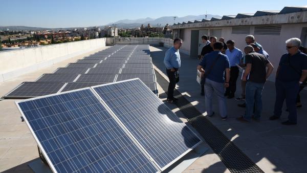 Granada.- Diputación acelera la implantación de las 'Smart Cities' en la provincia con apoyo de la Unión Europea