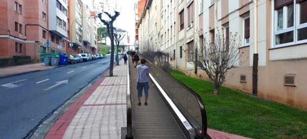 26M.- Retortillo (PSE)  Rampas Mecánicas En La Calle Bizkaia, La Cuesta De Eguzkiagirre Y Entre Burtzeña Y Cruces