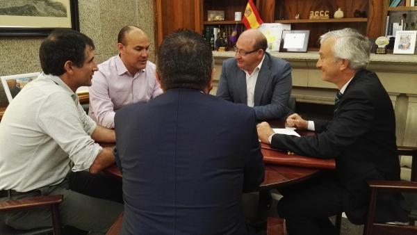Jaén.- Las obras del nuevo aparcamiento de San Clemente se emplazan a junio