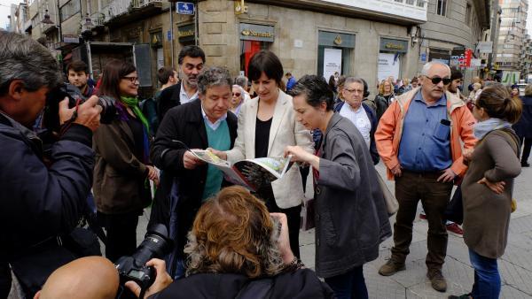 26M.-Pontón Pide Una 'Gran Movilización En Las Urnas' Y Que 'El Voto De País, Nacionalista E Inconformista Se Deje Senti