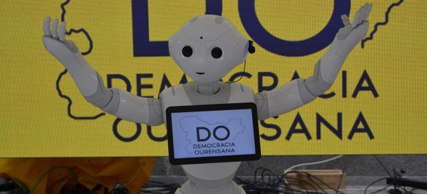 OURENSE ROBOT JÁCOME