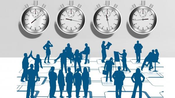 Registro de la jornada laboral