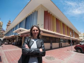 María Oliver, candidata de Podem-EU a la Alcaldía de València