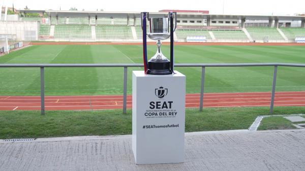 La Copa del Rey llega al Benito Villamarín para la final