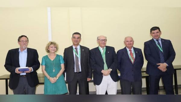 Jaén.- La UNIA agradece haber sido reconocida por su apuesta y compromiso con el sector oleícola