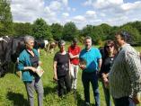 26M.- Lídia Senra (En Marea) Pide Una 'Transición' Agraria En La UE Que Camine Hacia Empleos Con Base En La Agroecología