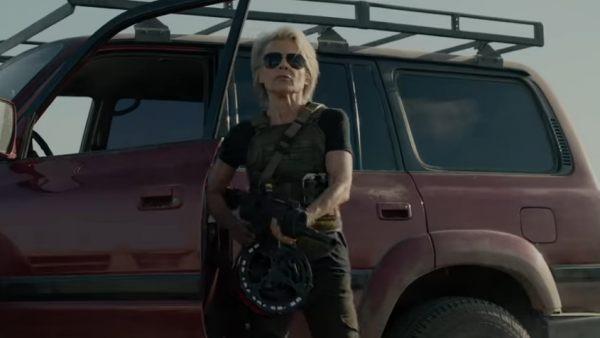 Tráiler en inglés de 'Terminator: Destino Oscuro'