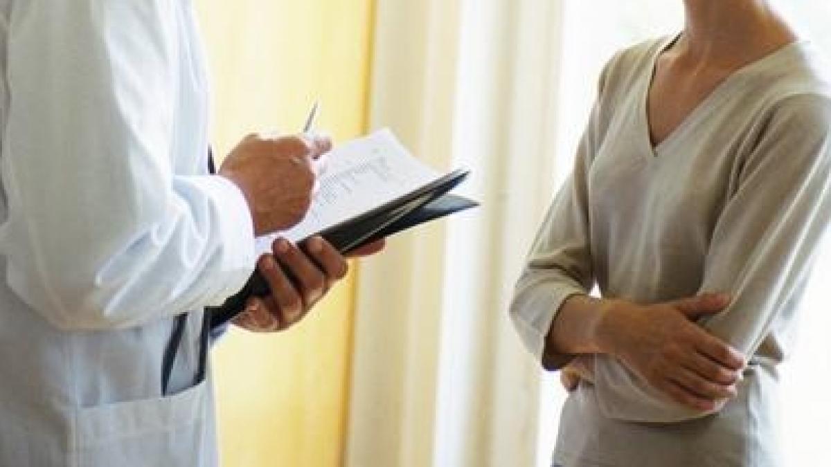 El cribado de cáncer de cérvix para mujeres de 25 a 65 años