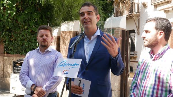 Almería.-26M.-PP ampliará el Museo Doña Pakyta o el Maestro Padilla y acabará el Mesón Gitano si vuelve a gobernar