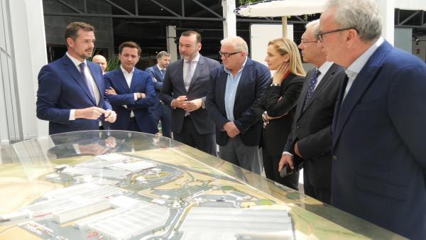 Almería.-Economía.-La Junta destaca la 'innovación' y la 'fuerza exportadora' del sector del mármol almeriense