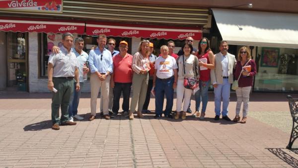 Córdoba.- 26M.- Albás (Cs) apuesta por 'mejorar' la accesibilidad y los servicios de Levante