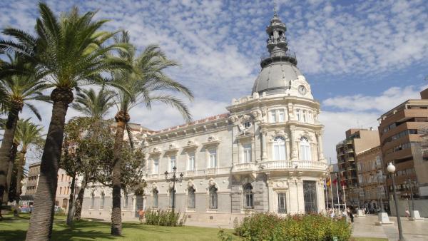 Fachada del Palacio Consistorial