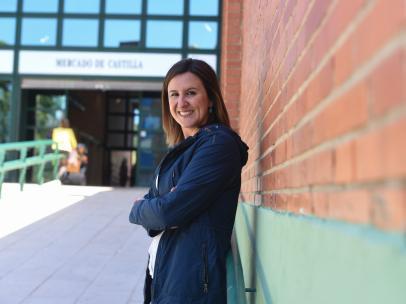 María José Catalá, candidata del PP a la Alcaldía de València