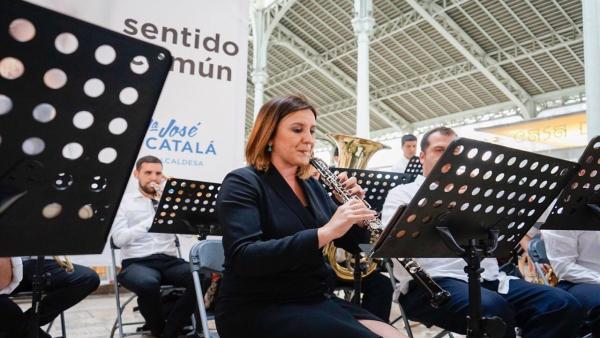 26M.-Valencia.- Català Propone Un Bono Cultural, Un Plan Estratégico De Cultura Y Duplicar Las Ayudas A Bandas De Música