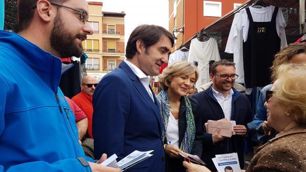 26M.- García Tejerina Avisa Que El Voto Al PP 'Es Importante' Porque Es La Única Alternativa 'Para Evitar El Sanchismo'