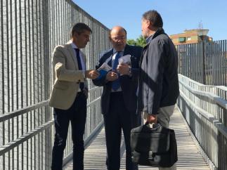 Granada.- 26M.- El PP se compromete a un nuevo vial de Pajaritos a Camino de Ronda que agilice el tránsito de vehículos