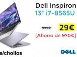 Oferta de Chollómetro de un portátil Dell a 29 euros