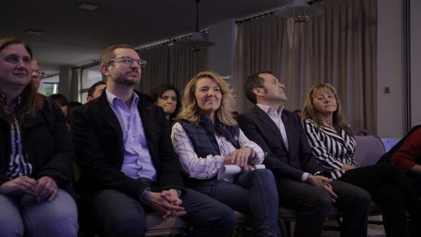 Maroto (PP) critica en Asturias la 'complicidad' de Sánchez (PSOE) con 'independentistas y políticos presos'