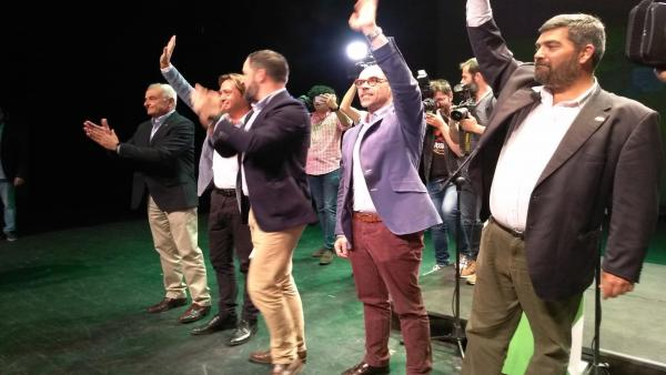 26M.- Jorge Campos Asegura Que Vox Cerrará Los 'Miles De Chiringuitos' Y Cargos Públicos Que 'No Sirven Para Nada'