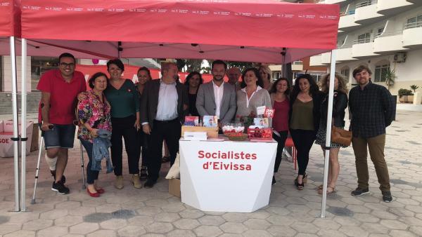 26M.- Armengol Insiste En Que Las Urnas Están 'Vacías' Y Hay Que Rellenarlas Con 'Votos Socialistas'