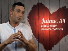 Jaime, en 'First dates'.