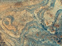 Depósito mineral en Marte
