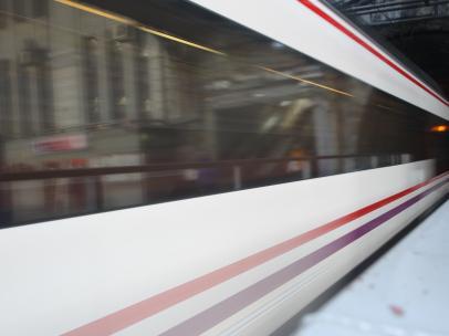 Tren de Rodalies.