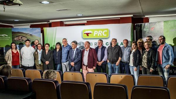 26M.- Revilla Augura Una Victoria 'Abrumadora' Del PRC En Las Elecciones Autonómicas