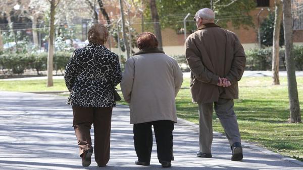La pensión media de jubilación alcanza los 1.208,9 euros en mayo en Cantabria