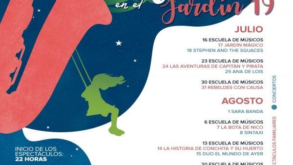 Córdoba.- El Real Jardín Botánico acogerá un año más el festival de verano 'Raíces'