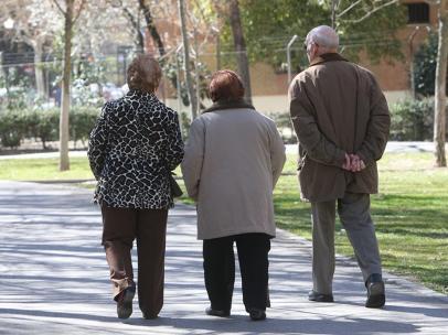 La Comunidad registró 612.825 pensiones en mayo, con una cuantía de 978,03 euros, un 6,1 por ciento más que en 2018