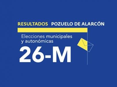 Resultados en Pozuelo de Alarcón de las elecciones municipales 2019