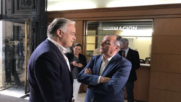 26M.-González Pons Lamenta Que La Campaña De Las Europeas Ha Sido 'Invisible' Y 'Muy Difícil' De Introducir En Agenda