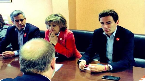 26M.- Carcedo Pide Votar A PSOE Para Asegurar El Compromiso Con La Discapacidad En Ayuntamiento Y CCAA