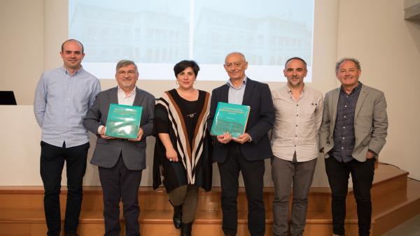 El Gobierno de Navarra publica un libro sobre la trayectoria de la docencia en la comunidad entre 1828 y 1970