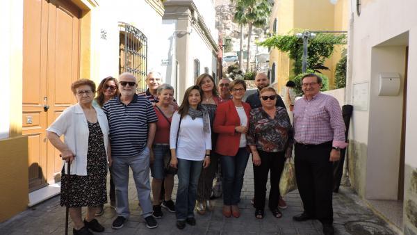 Almería.-26M.-PSOE señala los objetivos de desarrollo sostenible de la ONU como 'hoja de ruta' de proyecto de gobierno