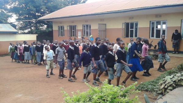 Centro promoción de menores en Karatu (Tanzania)