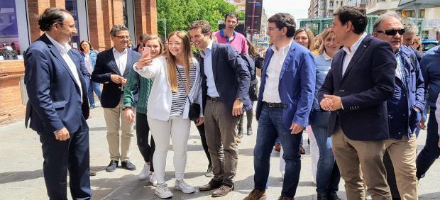 26M.- Casado Advierte De Que UP Aplicaría 'Las Recetas' De Grecia Y Venezuela Si Sánchez Les Concede Algún Ministerio