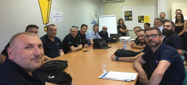 Más de 400 chóferes de la EMT se forman en materia de igualdad