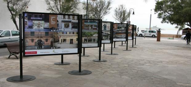 La exposición fotográfica de establecimientos emblemáticos de PalmaActiva llega al Molinar