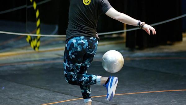 Presentan el espectáculo 'Messi10 by Cirque du Soleil'