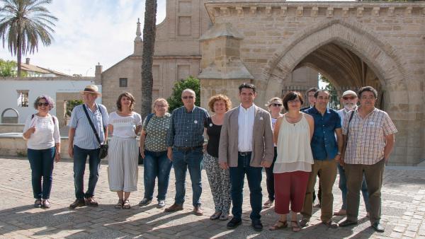 Córdoba.-26M.- García llama a la movilización para ir a votar el domingo y afirma que IU es el voto útil de la izquierda